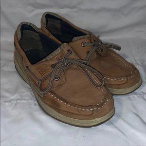 Boys Sperry Dress Shoes